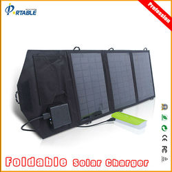 Good qualitity &solar charger with solar charger controller 18% efficiency 10.5W