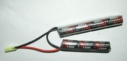 Airsoft Gun Battery 2/3A 1500mAh Hgh Drain 15C Discharge nimh Battery Cell