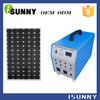 Dependable performance 300 solar generator set with oem service