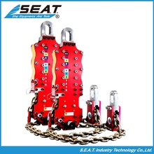 6T Patent Simulation Tester for Release Hook for Enclosed Lifeboat boat