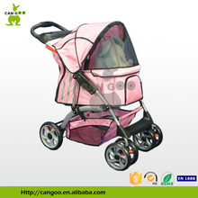 Luxury Design 4 Big Wheel Pet Products Dog Carrier For Sale