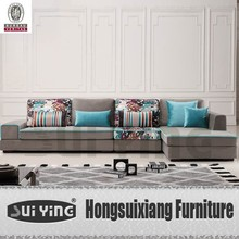 elegant lounge sofa in a sectional version,modern living furniture/G8001