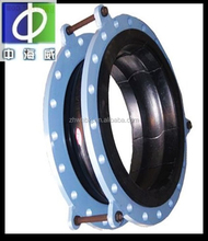 factory supply rubber expansion joint with flange