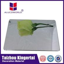 Alucoworld printed specification wall cladding aluminium composite panel(acp)