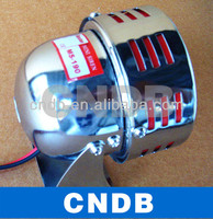 New product High quality Chromeplate surface Motor siren MS190 white color