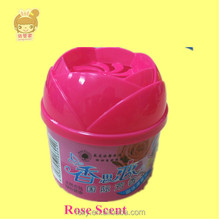 100g rose canned fine quality toilet decorative aroma air freshener