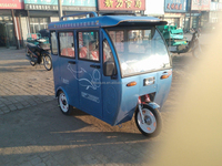 Simple easy motorized operation passenger tricycle for sale Passenger trike tricycle