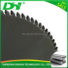 High precision finishing tungsten steel v cutting blade