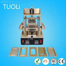 2015 best seller mobile phone lcd frame assembly with lcd separating with glue remove