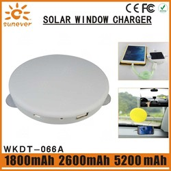 alibaba express window solar charger sun power for mobile phone