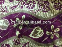 100% Polyester Curtain fabric made in china