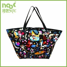 China manufacturers printed laminated recycled pp woven bag