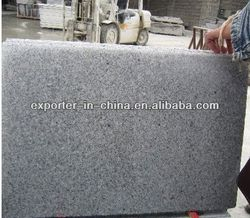 granite flamed brushed