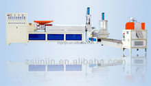 Waste recycling extruders machines sale/ recycled machine for plastic
