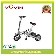 Folding electric mountain bike electric moped with pedals VO-B1
