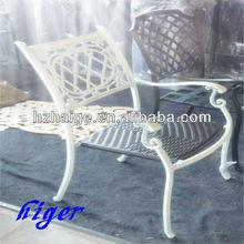 single aluminum livingroom chair