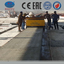 Hollow core roof slab machine prestressed GLY 220X1200