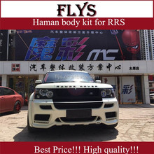 Haman body kit for Range rove Sport 2010-2012. body kit for rang rover sport body kit.