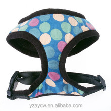 Eco-friendly pet products of dog harness supplier