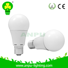 New design 7w led bulb lower cost china manufacture
