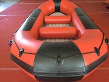 self bailling bottom korea 1.8mm pvc inflatable raft