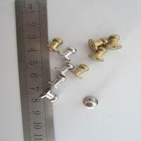 Wholesales Cheap Price Metal Garment Studs,Brass Garment Nipple Nail,Metal Screw Studs