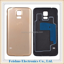 OEM Back Cover Complete For samsung s5 Full housing with All Spare Part