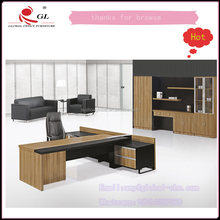 Best price cheap red cherry desk executive desk