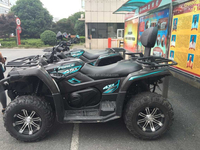 CF MOTO 400cc 4x4 road legal ATV