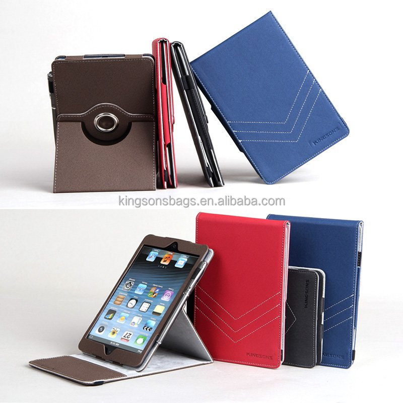 9.7 Inch Fashion Tablet Cover Cheap PU Leather Universal Tablet Case for Ipad