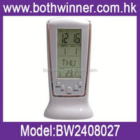 CH159 desk digital clock temperature calendar