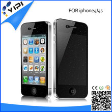 New Colorful Flash diamond Screen Protector For iPhone4 4S 4G Full Body Front+Back Screen Protector