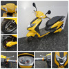 60Vgreen power fast electric motorcycle with 1000W made in China