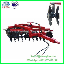 Agriculture equipment disc harrow with spare parts