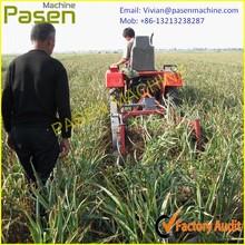 Ajo máquina cosechadora usado en ajo granja con buen rendimiento ( Mob : 86-13213238287 )