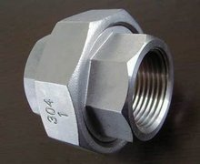 china supplier stainless steel pipe union