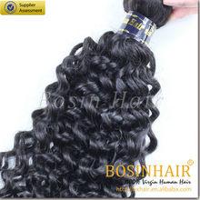 Indian human hair, 6A grade 100% raw hair virgin indian curly