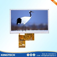 """5"""" inch tft lcd touch screen"""