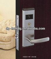 HONGLG HD5011RF-SB advanced electronic key door lock