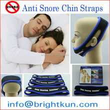 New design jaw support, stop snoring chin strap,CPAP Chin Restraint,anti snoring product
