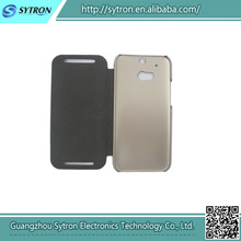 Wholesale alibaba china suppliers durable leather flip case for htc butterfly