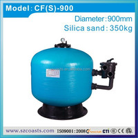 Outdoor Used Swimming Pool Sand Filters for sale