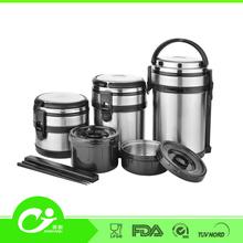Chinese Reasonable Price Stainless Steel Vacuum Food Jar, Food Bin , Lunch Box