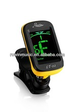 Clip On Headstock Guitar Ukulele Chromatic Tuner