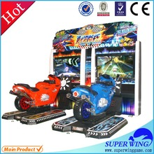 Amazing! adults and kids love best arcade horse racing game machine