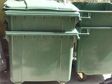 1100 Liters and 660 Liters Mobile Trash/Garbage Bin
