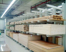 2015 hot sell cantilevered type corrosion protected warehouse shelf arm lumber racks