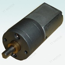 20mm spur switch reluctance motor geared
