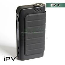 Crazy hot selling ecig mod IPV 4 / IPV4 100 watt box mod 100% Genuine Pioneer4you IPV4