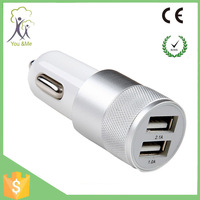 Over-load,Over-voltage Over-heated Over-current And Short Circuit Micro Usb To Car Charge